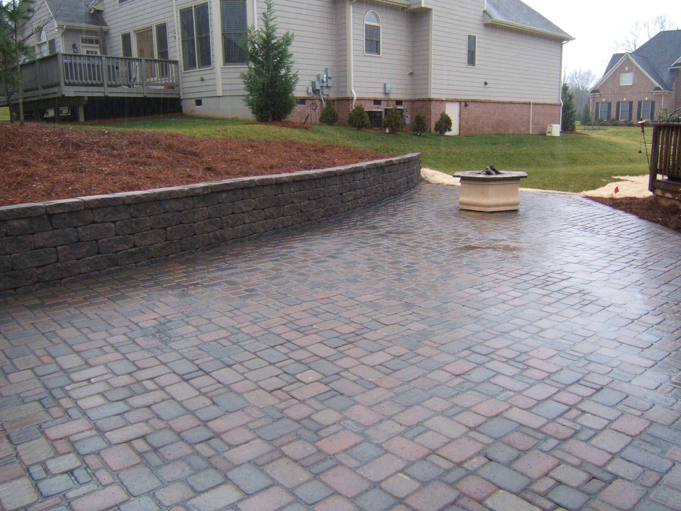 MORE PAVERS
